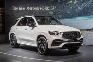 Top 10 xe SUV hạng sang cỡ trung đáng mua nhất: Mercedes-Benz GLE-Class đầu bảng