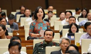 Quốc hội hiến kế để phát triển kinh tế- xã hội bền vững