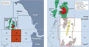 Tiềm năng dầu khí ở ngoài khơi của Gambia lên đến 1,2 tỷ thùng