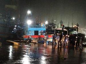 Phú Yên: 1 người chết, 8 nhà sập hoàn toàn do bão số 5