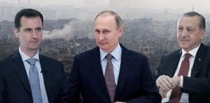 Dấn sâu vào chiến sự ở Syria, Nga đang tự 'mua dây buộc mình'?