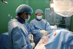Bến Tre: Lần đầu tiên đặt thành công máy tạo nhịp tim vĩnh viễn cho bệnh nhân