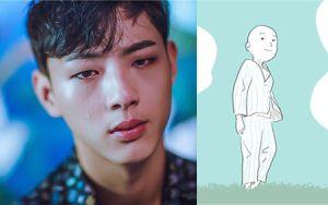 Ji Soo hóa thân thành bệnh nhân ung thư giai đoạn cuối trong phim mới được chuyển thể từ webtoon