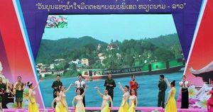 Nhiều hoạt động văn hóa, du lịch đặc sắc tại Ngày hội Thắm tình hữu nghị Việt - Lào 2019
