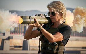 Sự nghiệp của đả nữ 63 tuổi đóng 'Kẻ hủy diệt 6'