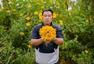 Hoa dã quỳ nở rộ, Đà Lạt nườm nượp du khách chụp ảnh 'sống ảo'