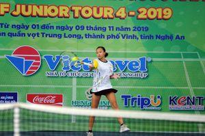 Khai màn VTF Junior Tour 4- 2019: Tuyển Đà Nẵng thắng áp đảo vòng 1