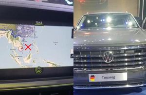 Sẽ không cấp giấy chứng nhận cho các mẫu xe vi phạm chủ quyền quốc gia Việt Nam