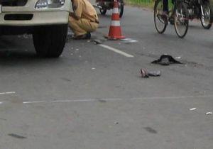 Tai nạn làm 2 người chết có liên quan đến xe ô tô
