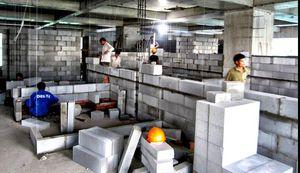 Vật liệu xây dựng 'xanh': Xu hướng phát triển bền vững