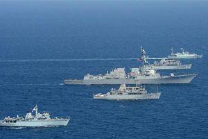 Mỹ dẫn đầu 50 nước tập trận tại Vịnh Persian, quyết lập liên minh răn đe Iran?