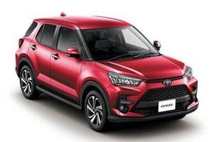Toyota ra mắt SUV động cơ tăng áp, giá gần 360 triệu