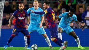 Kết quả Cúp C1: Barca sảy chân tại 'thánh địa'; Chelsea hòa điên rồ Ajax