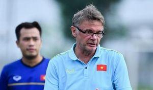 HLV Philippe Troussier nói lý do chỉ triệu tập một cầu thủ HAGL lên tuyển