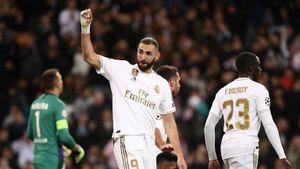Vòng 4 Champions League 2019/2020: Real thắng 6 sao, 3 đội có vé sớm