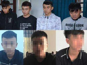 Truy bắt nhóm cướp tuổi 'trăng tròn' ở Đà Nẵng