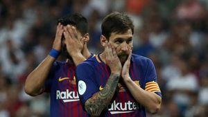 Đối thủ nói Lionel Messi cư xử không tốt