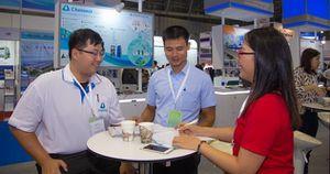 Những sản phẩm hiện đại nhất trong ngành cấp thoát nước và xử lý nước thải của Đài Loan tại Vietwater 2019