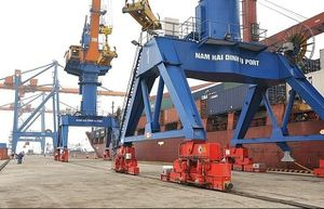 Công bố 8 cảng biển được tiếp nhận hàng thủy sản nhập khẩu
