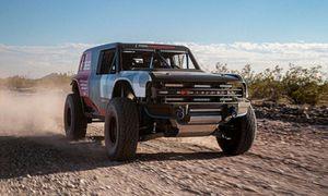 Ford Bronco R - đỉnh cao của xe địa hình off-Road