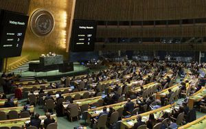 Đại Hội đồng Liên hợp quốc kêu gọi Mỹ bỏ lệnh cấm vận Cuba