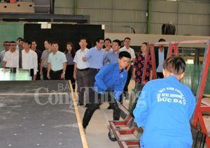 Quảng Bình: Trình diễn kỹ thuật sản xuất từ nguồn vốn khuyến công quốc gia