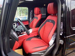 'Vua off-road' Mercedes-AMG G 63 2019 giá 10,6 tỷ đồng trang bị những gì?