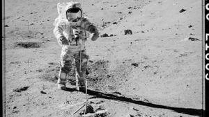 NASA lần đầu tiên mở các mẫu vật lấy từ Mặt Trăng sau gần 5 thập kỷ