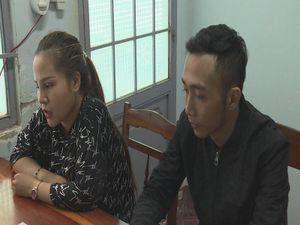 Cặp tình nhân làm giả sổ đỏ lừa đảo gần 500 triệu đồng
