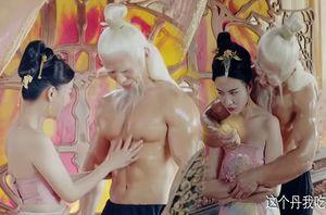 Cảnh ân ái trong lò luyện đan của Thái Thượng Lão quân và Thiết Phiến bị chỉ trích
