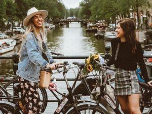 Thủ đô xe đạp dẫn đầu top thành phố thân thiện nhất thế giới