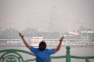 Hà Nội ô nhiễm nặng, nên chọn máy lọc không khí như thế nào?