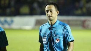 Trọng tài mang 'điềm lành' bắt chính trận Việt Nam - UAE