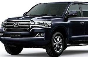 Toyota giới thiệu Land Cruiser 2020