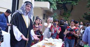 Trải nghiệm văn hóa ẩm thực Palestine tại Việt Nam