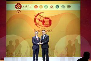 Khách sạn Hà Nội Daewoo được vinh danh tại Giải thưởng doanh nghiệp ASEAN 2019