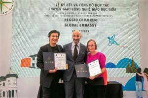 Ra mắt trường mầm non ứng dụng Reggio Emilia Approach