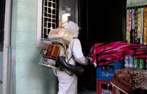 Thừa Thiên - Huế: Hơn 2.100 ca mắc bệnh sốt xuất huyết
