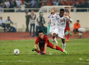 Pha ghi bàn đẹp mắt của Tiến Linh, tuyển Việt Nam thắng UAE 1 - 0