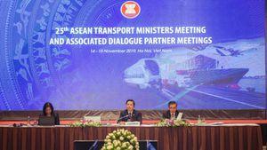 Các Bộ trưởng GTVT hợp lực phát triển ASEAN thịnh vượng