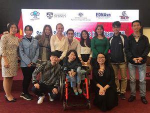 677 sinh viên Australia đến Việt Nam học tập