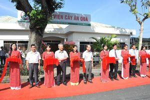 Ra mắt Bệnh viện Cây ăn quả tại Tiền Giang