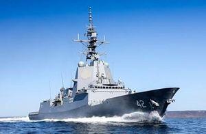 Australia hoàn tất thử nghiệm tàu khu trục lớp Hobart cuối cùng