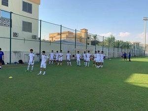 U22 Lào tập huấn Qatar, chờ ngày đấu Việt Nam tại SEA Games