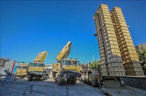 Iran sản xuất hệ thống phòng không laser
