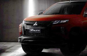 Hôm nay ra mắt Mitsubishi Triton ATHLETE 2020 mới