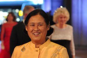 Công chúa Thái Lan nhập viện
