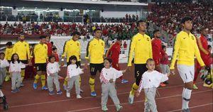 Malaysia thắng dễ Indonesia, gây sức ép lên Thái Lan và Việt Nam