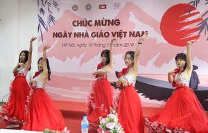 Viện Đào tạo Quốc tế (Học viện Tài chính): Tổ chức lễ kỷ niệm ngày Nhà giáo Việt Nam 20/11