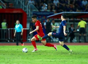 Xem trực tiếp trận Việt Nam-Thái Lan tại vòng loại World Cup 2022